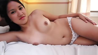 ASIANSEXDIARY Asian Virgin Fucks Big Dick Passenger For The First Stage