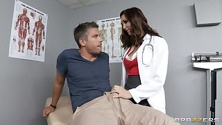 Weaken Holly Michaels in uniform loves to shot at deep anal sexual relations