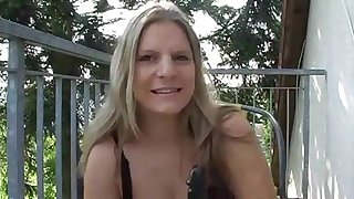 Hot with an increment of X chubby german milf improper talking